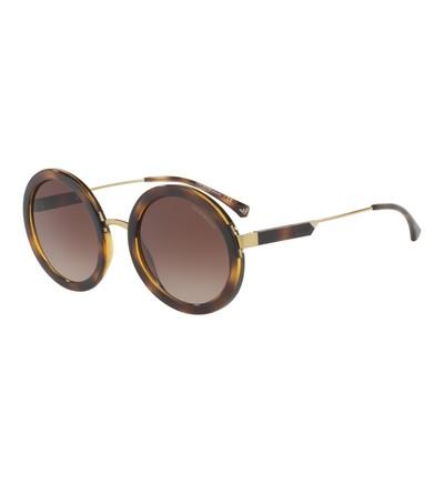 Armani 0AR8047 504913 56, Montures de Lunettes Femme, Noir (Black  Havana Brown Emporio Armani lunettes de vue pour femmes, excellent état! d632de9278ab
