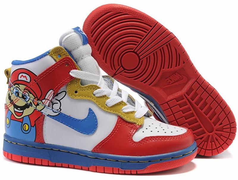 basket adidas garcon rouge