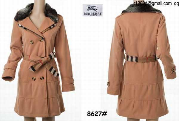 Burberry Trench-coat court à basque en taffetas technique femme Vêtements  Trenchs Noir,pantalons burberry Vente,vente en ligne pas cher 22bacaa9410